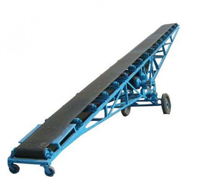 UHMWPE材料在帶式輸送機中的應用